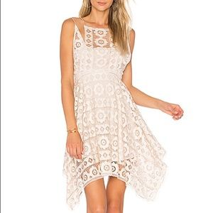 Free People Just Like Honey Ivory Dress